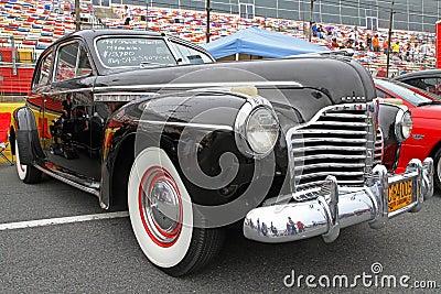 Classic Buick Automobile Editorial Stock Image