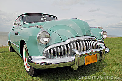 Classic buick eight roadmaster