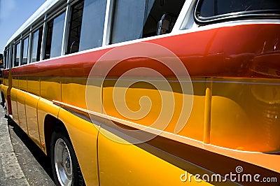 Classic bus malta europe