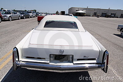 Classic Cadillac Eldorado  Editorial Photography