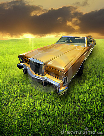 Free Classic Car Royalty Free Stock Photography - 10033217