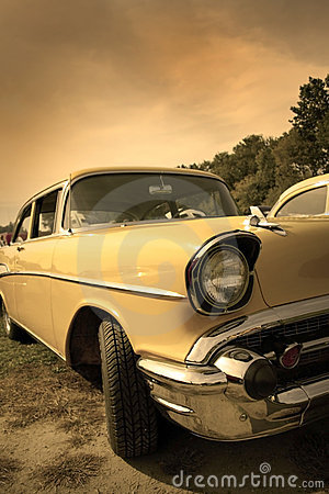 Free Classic Car Royalty Free Stock Photo - 3714255