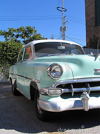 Classic Car Bumper