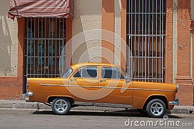 Classic Car, Cuba
