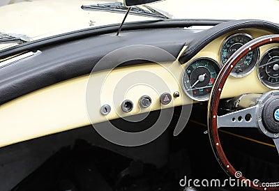 Classic Car Interiors