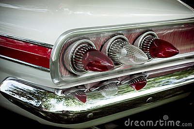 Classic car lights