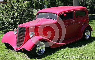 Classic Car - Sedan