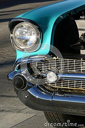 Classic Car Turquoise