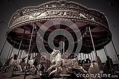 Classic carrousel