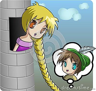 Classic Children s Stories - Rapunzel