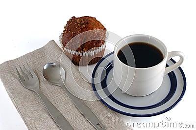 Classic Coffeecup w-muffin 1