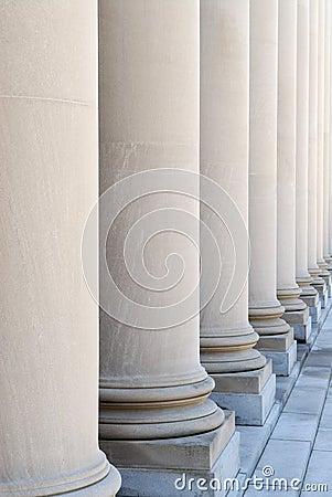 Classic Columns Pattern