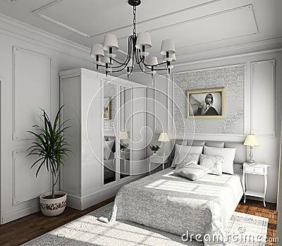 Classic Design Of Interior Stock Image Image 3894621