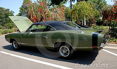 Classic Dodge Charger car