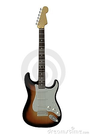 Free Classic Electric Guitar 1 Stock Photo - 2020090