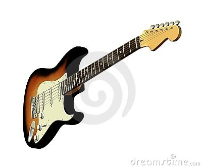 Classic Electric Guitar 2