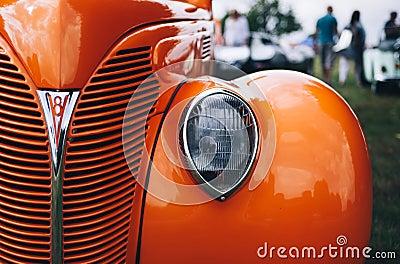 Classic Ford V8 Free Public Domain Cc0 Image