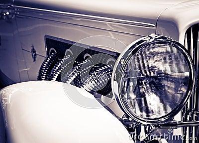 Classic Headlight