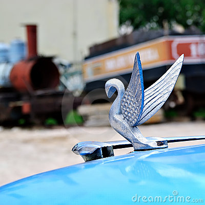 Classic Hood Ornament Royalty Free Stock Photo - Image: 19983155
