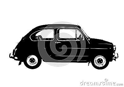 Classic Italian Car