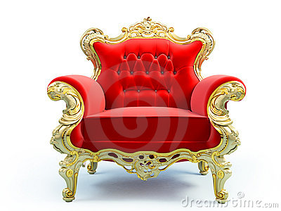 Classic luxury chair