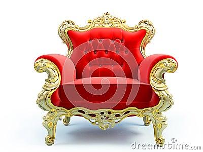 Classic luxury chair