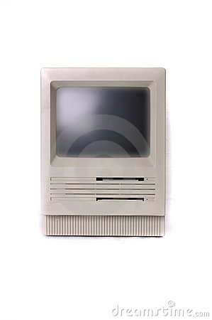 Classic Macintosh computer 2