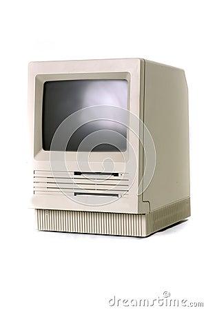 Classic Macintosh computer