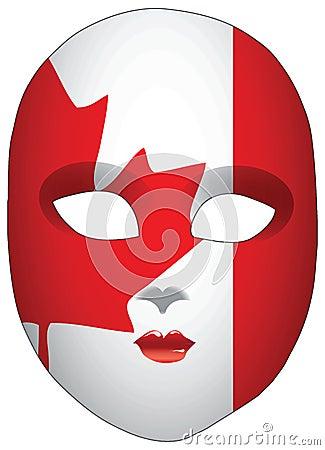 Classic mask Canada