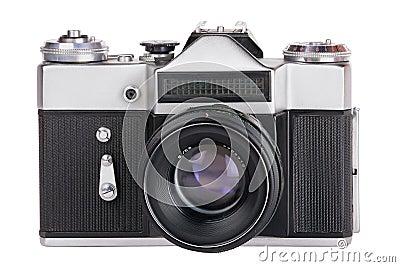 Classic photo camera