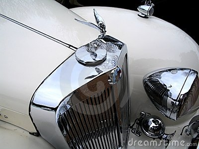 Classic Rolls Royce Editorial Image