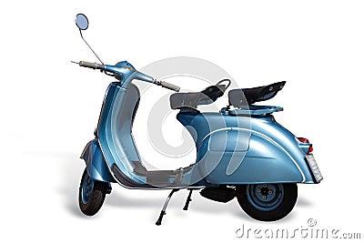 Classic Scooter Lambretta