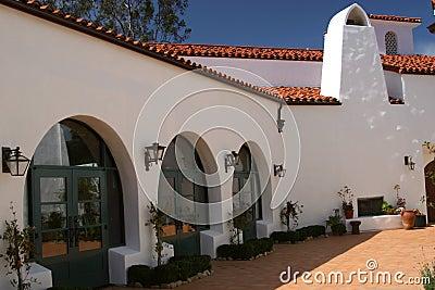 Classic Spanish Architecture