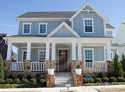 Classic style house