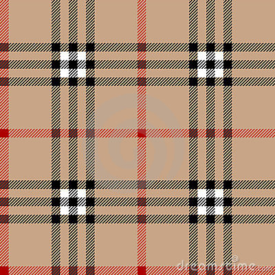 Classic tartan