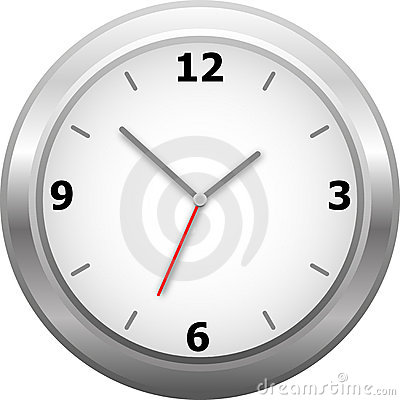Free Classic Wall Clock Royalty Free Stock Images - 21782479