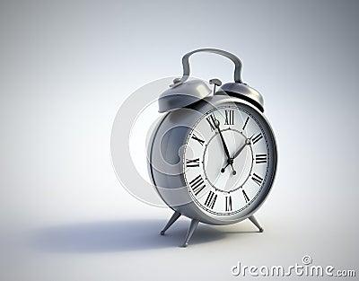 A classical alarm clock
