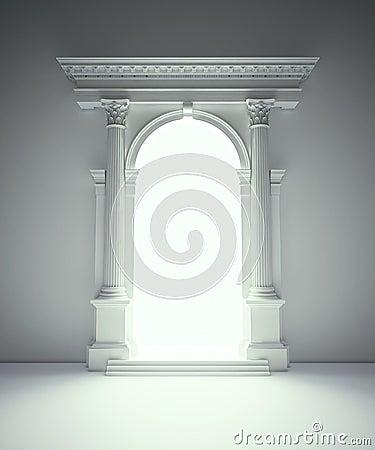 Classical arcade