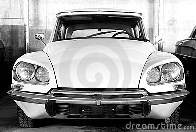 Classical Citroen DS.
