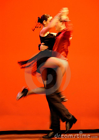Free Classical Dancers Stock Image - 34611