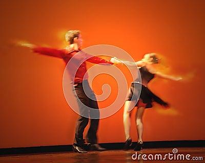 Classical Dancers