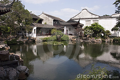 Classical Gardens of Suzhou, Travel to China