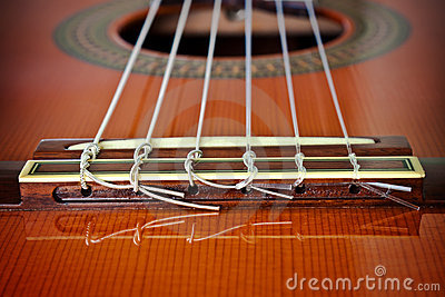 Classical Guitar/Bridge