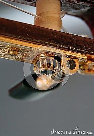 Classical guitar machine heads