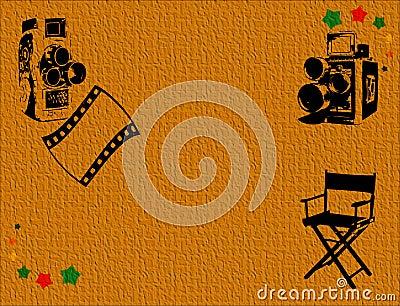 Classical movie cameras