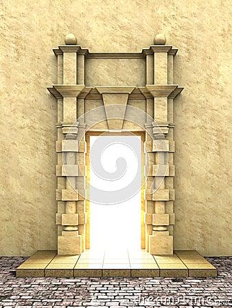 Classical portal