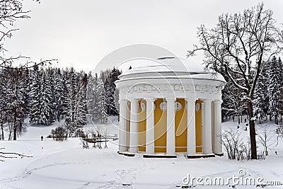 Classical rotunda