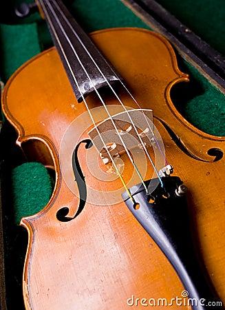 Classical vionlin in case