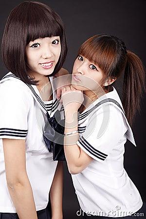 Classmate girls
