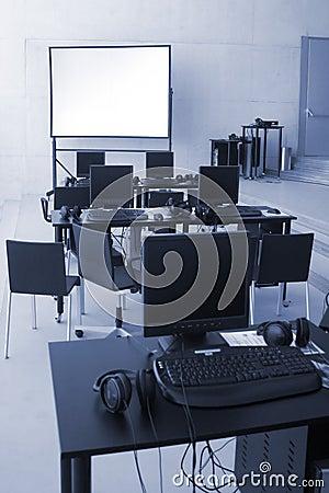 Free Classroom Royalty Free Stock Photo - 851195
